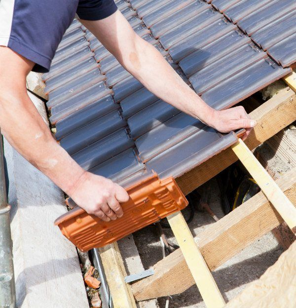 dedicated roof repair
