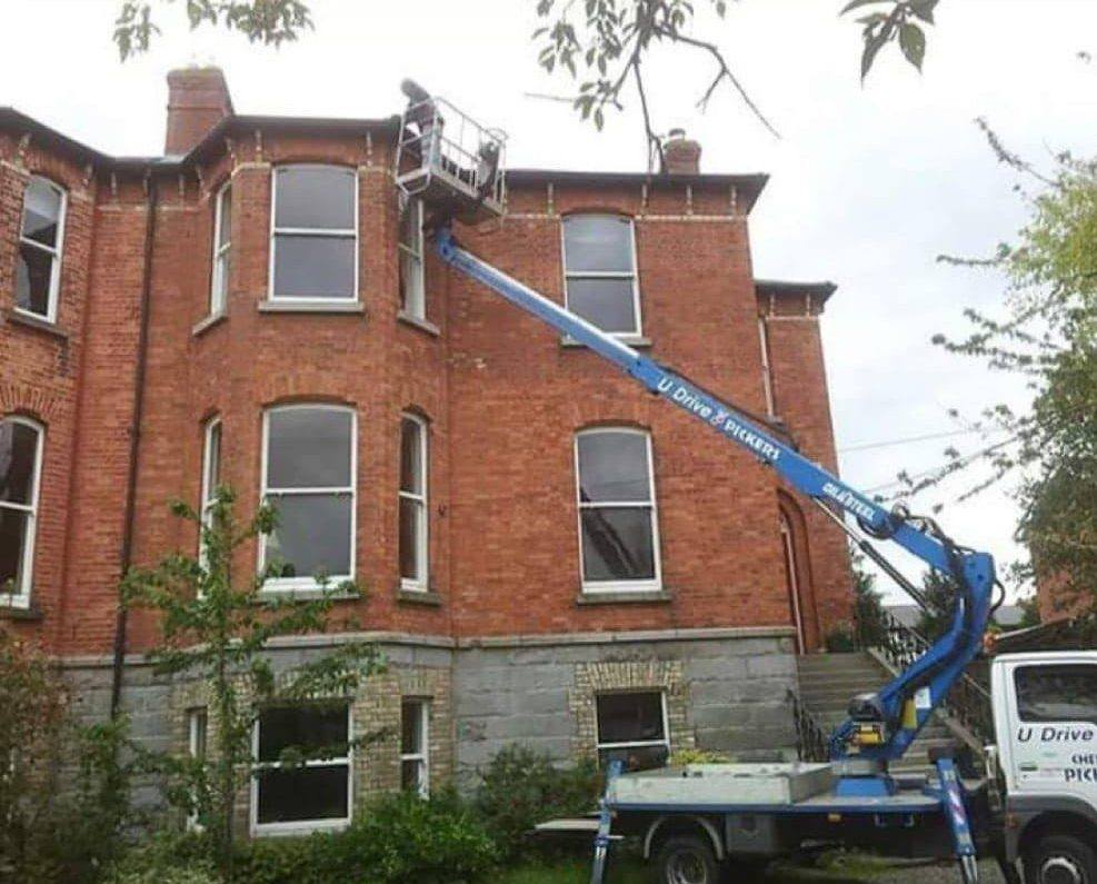 Gutter Replacement and Cleaning Limerick